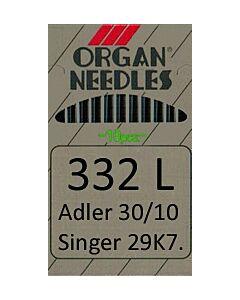 NAALDEN 332 L ADLER 30/10 & SINGER